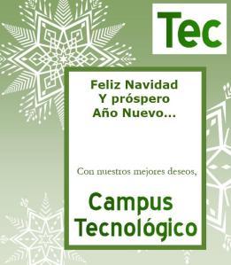 Navidad TEC diciembre 2010