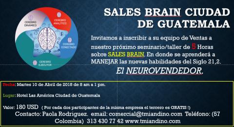 GUATEMALA 2018 ANUNCIO