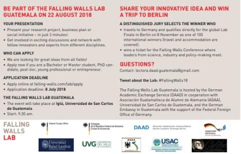 Falling wall