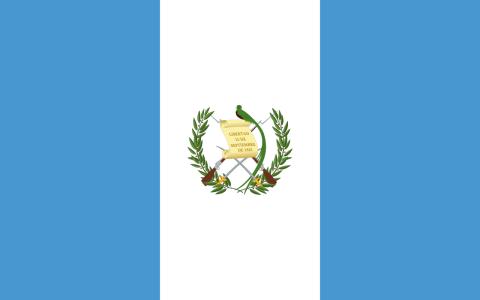Guatemala Bandera