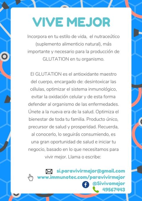 Flyer glutation 3
