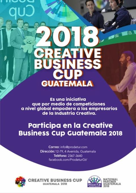 Creative Business Cup Septiembre 2018