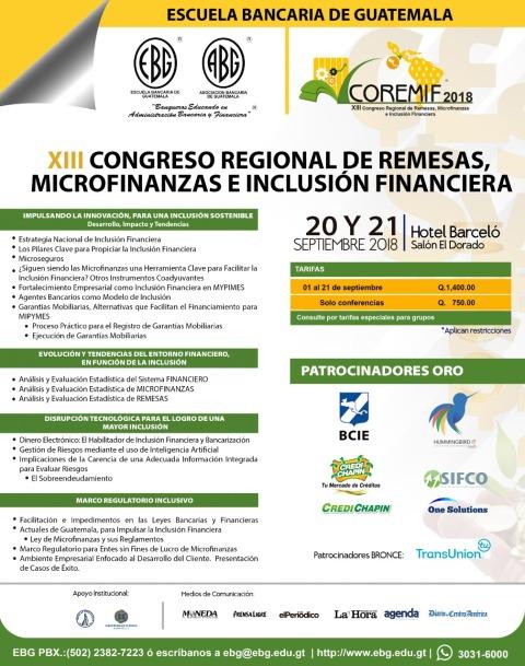 Microfinanzas ABG septiembre 2018