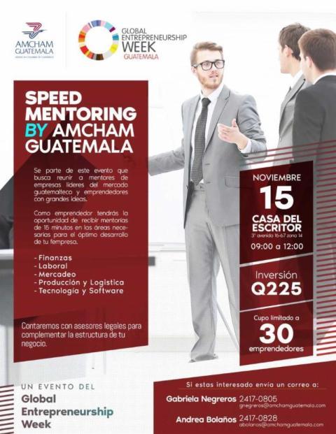 speed mentoring