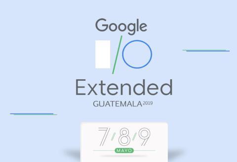 Google IO mayo 2019