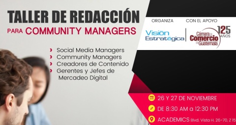 Community Managers noviembre 2019