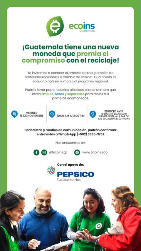 Invitación Guatemala