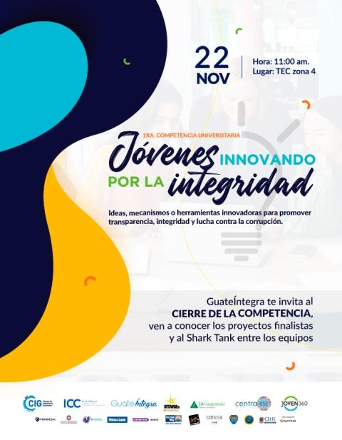 InvitacionJovenesInnovadores_GuateIntegra_ 22 nov.