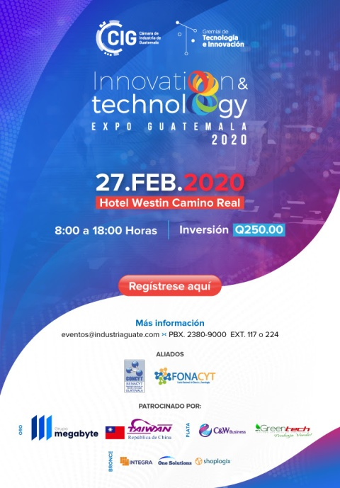 Innovation de Cig enero 2020