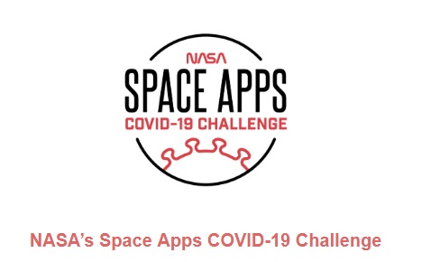 Logo Covid19 spaceapps mayo 2020